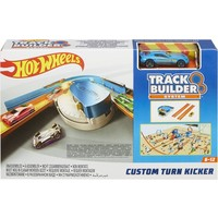 Track Builder Turn Kicker Hotwheels