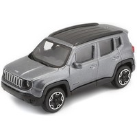 Auto Bburago Jeep Renegade schaal 1:43