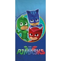 Badlaken PJ Masks: 70x140 cm