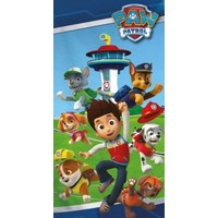 Badlaken Paw Patrol group 70x140 cm