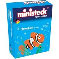 Clownvis Ministeck: 500-delig