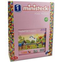 Ponystal Ministeck XL 4-in-1 1000-delig