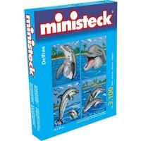 Dolfijn Ministeck 4-in-1: 3100-delig