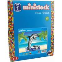 Dolfijn Ministeck XL: 1100-delig