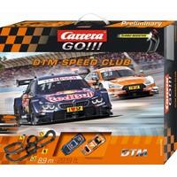 DTM Speed Club Carrera GO