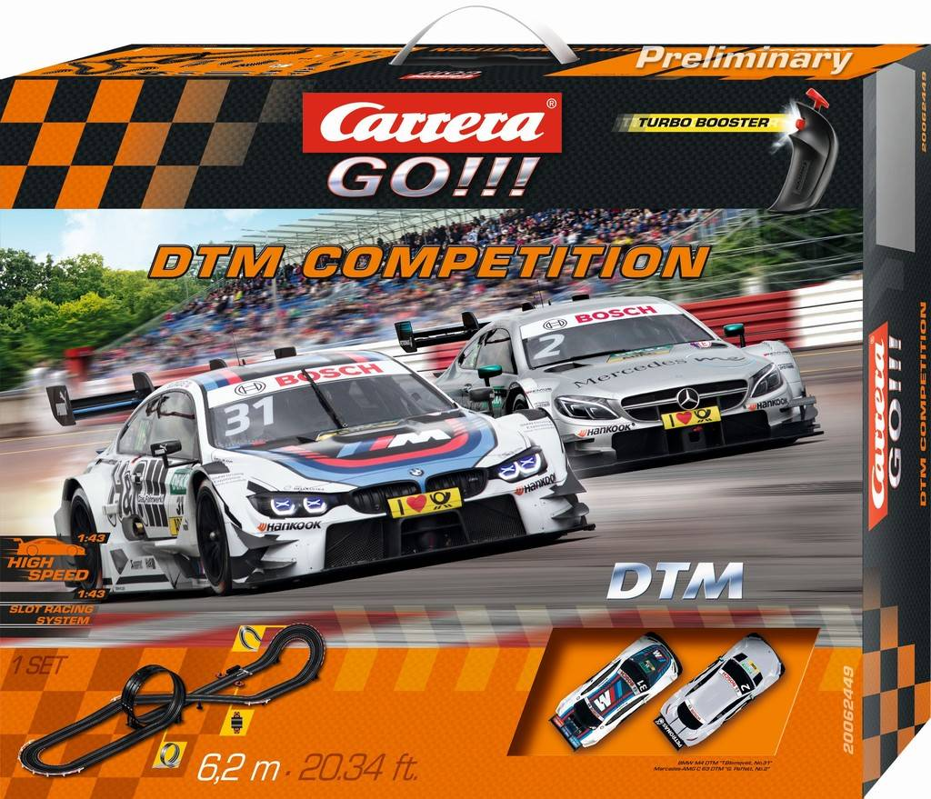 DTM Competition Carrera GO