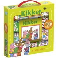 Sticker box Kikker ToTum 1000+ stickers