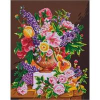 Bouquet Ancien Diamond Dotz: 53x67 cm