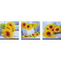 Sunflower Days Diamond Dotz: 142x42 cm