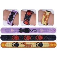 Armbanden Pets Diamond Dotz: 2x22 cm