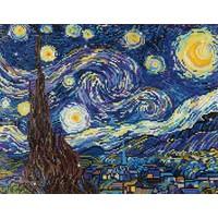 Starry Night by Van Gogh Diamond Dotz: 51x40 cm