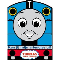 Boek Thomas: Ken je mijn vriendjes al