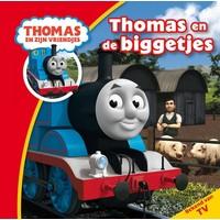 Boek Thomas: Thomas en de biggetjes