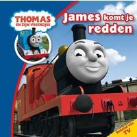 Boek Thomas: James komt je redden