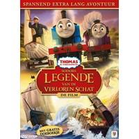 Dvd Thomas: Legende van de verloren schat