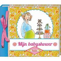 Babyshower boek Pauline Oud
