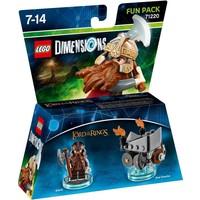 Fun Pack Lego Dimensions W1: LOTR Gimli