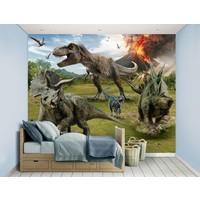 Behang Jurassic World Walltastic 245x305 cm