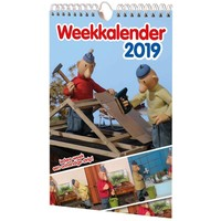 Weekkalender Buurman en Buurman 2019