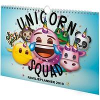 Familieplanner Emoji 2019