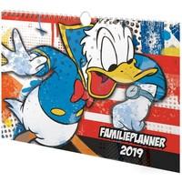Familieplanner Donald Duck 2019
