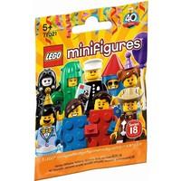 Minifigures Lego: serie 18 - Feestje
