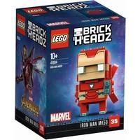 BrickHeadz Lego: Iron Man MK50