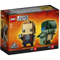 BrickHeadz Lego: Owen en Blue