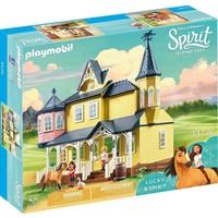 Lucky`s huis Playmobil