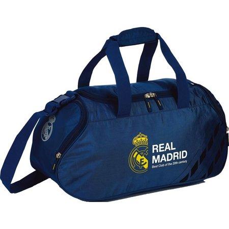 Real Madrid Sporttas real madrid blauw 48x28x24 cm