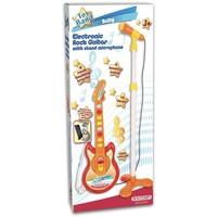 Gitaar Bontempi Baby incl. staande microfoon