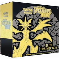 Pokemon Elite Trainer box SM6: Sun & Moon Forbidden Light