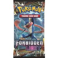 Pokemon booster SM6: Sun & Moon Forbidden Light