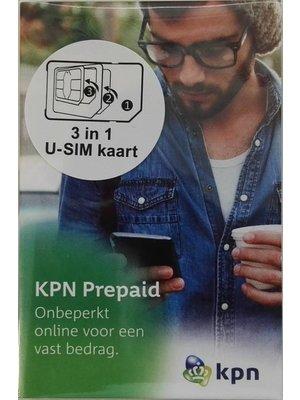 KPN Prepaid SIM kaart