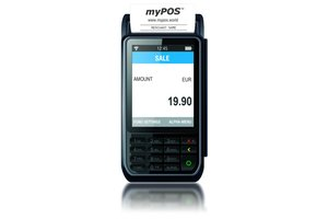mijnPIN myPOS S920 mobiele betaalterminal GPRS/WiFi/BT NFC