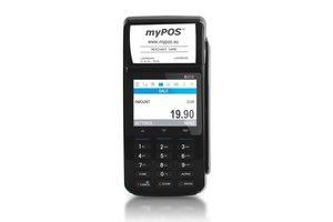 mijnPIN myPOS 210C mobiele betaalterminal GPRS/WiFi/BT NFC