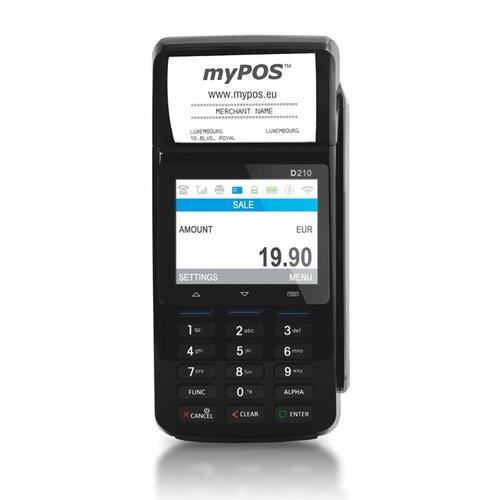 myPOS Combo Mobiele Pinautomaat SIM/WiFi/NFC