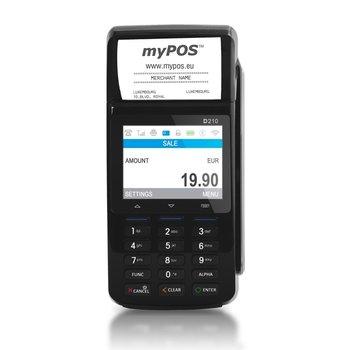 myPOS Combo Mobiele Pinautomaat SIM/WiFi/BT/NFC Value Pack