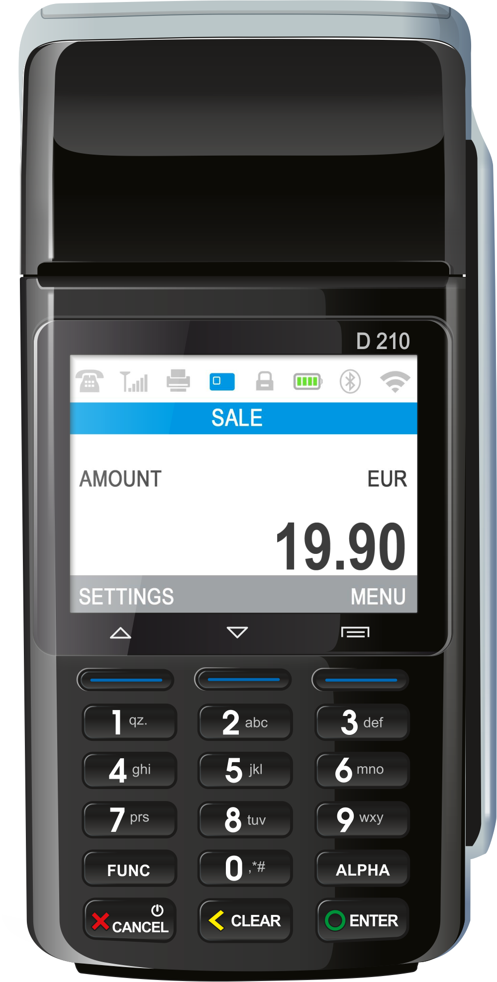 Heights myPOS Mini mobiele betaalautomaat