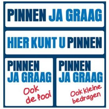 mijnPIN Promotiepakket (NL)