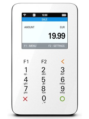 myPOS Mini Mobiele Pinautomaat (wit)