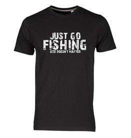 siluri.de Just Go Fishing Shirt