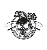 Fish or Die® - made for fisherman Made for Fisherman Aufkleber geschnitten