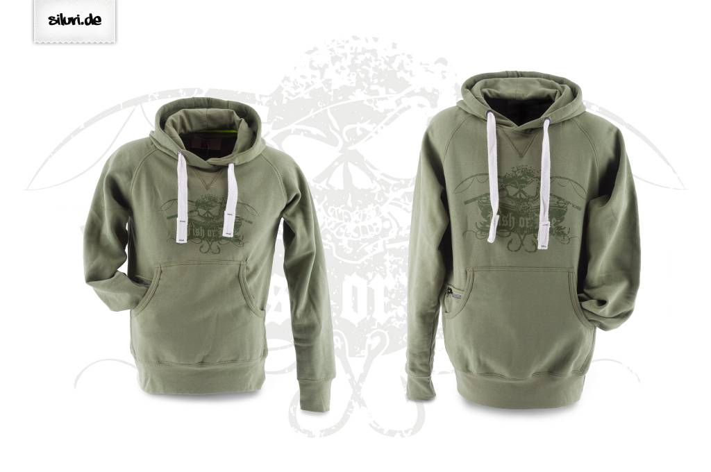 [New Stuff] Army Green Hoodie