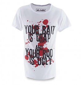 Your Bait is Crap and your rod is ugly - Angelshirt für den Sommer