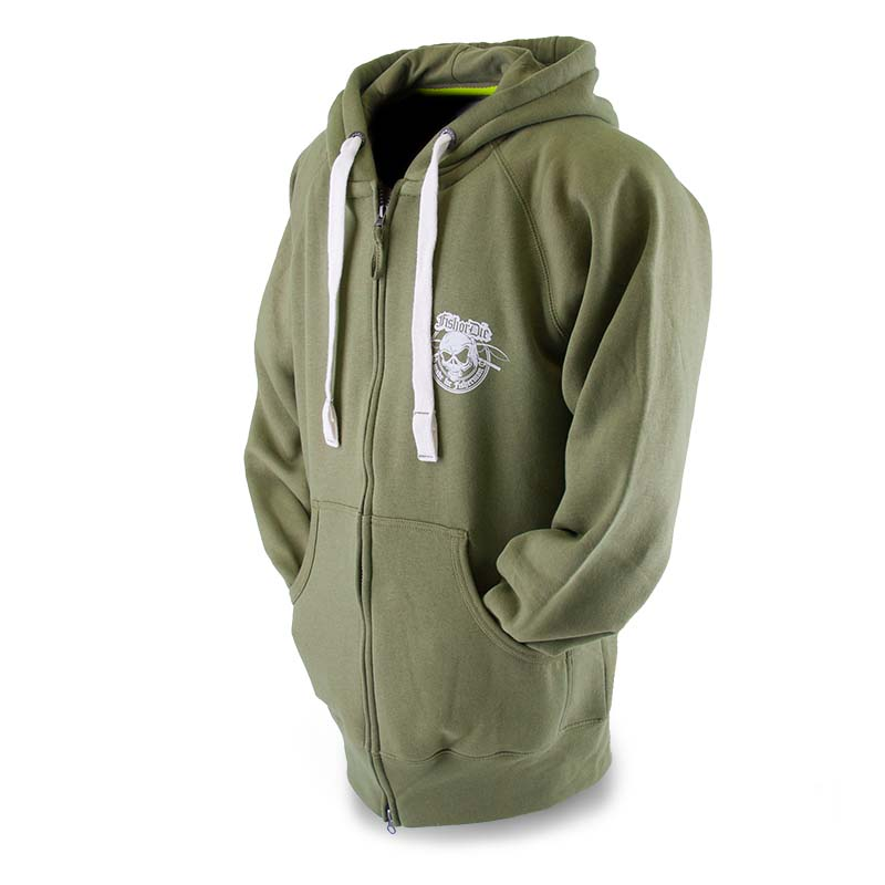 Fish or Die® - made for fisherman - Army Zipper