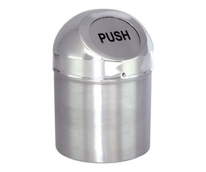 Tafel Prullenbak Rvs : Horeca tafel afvalbak rvs kopen horecarama