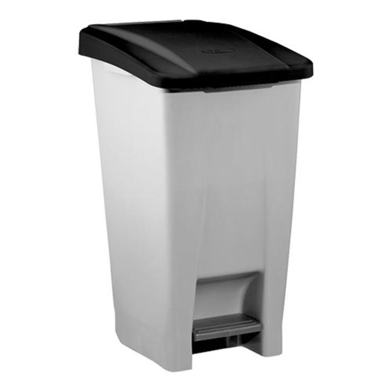 pedaal afvalbak verrijdbaar 120 liter 600062 horecarama. Black Bedroom Furniture Sets. Home Design Ideas