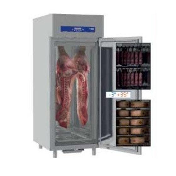Vlees rijpingskast