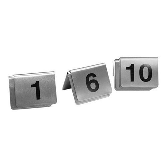 Tafelnummers